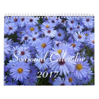 Seasonal Calendar 2017