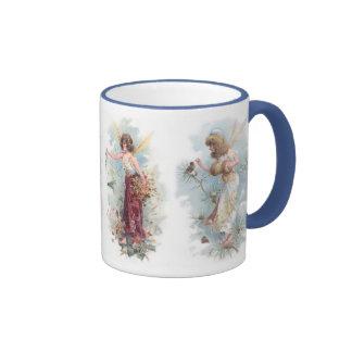 Seasonal Fairies mug