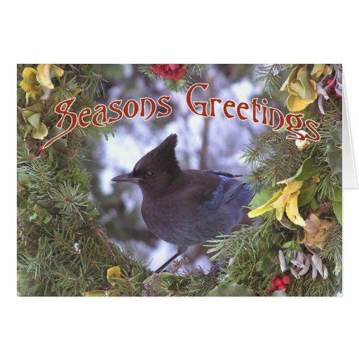 Seasonal Greetings Card