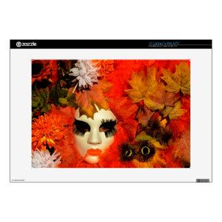 """Seasonal Masquerade - Carnevale di Venezia 15"""" Laptop Decal"""