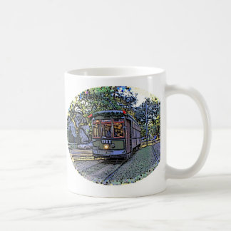 Seasonal Streetcar Coffee Mug