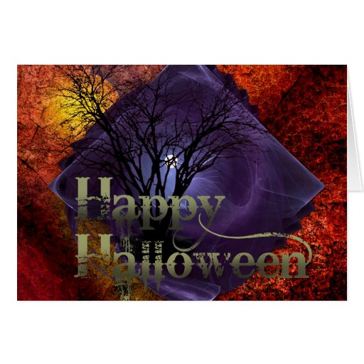 Seasoned - Happy Halloween! Card