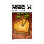 Seasoned Marriage postage stamp