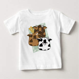 Seasoned Moo Moo Dumplings Platter T-shirt