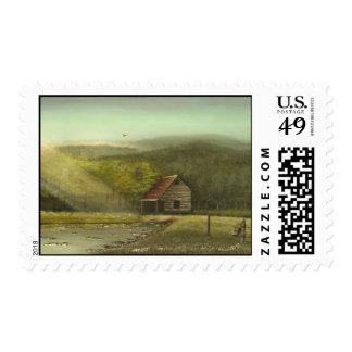 Seasoned Postage Stamps