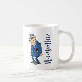 Seasoned Veteran Coffee Mug