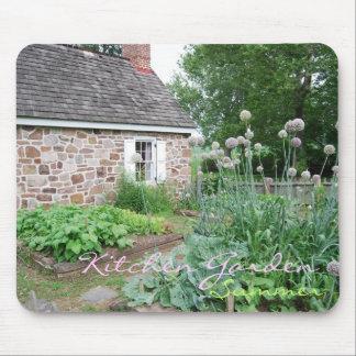 Seasons 1: Kitchen Garden Summer Mouse Pad