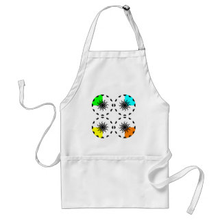 Seasons and the Sun Year Adult Apron