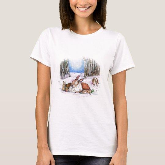Season's Bunny T-Shirt