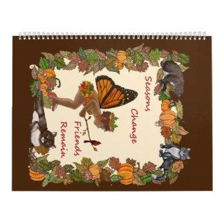 Seasons Change Calendar