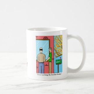 """Seasons Change"" Coffee Mug"