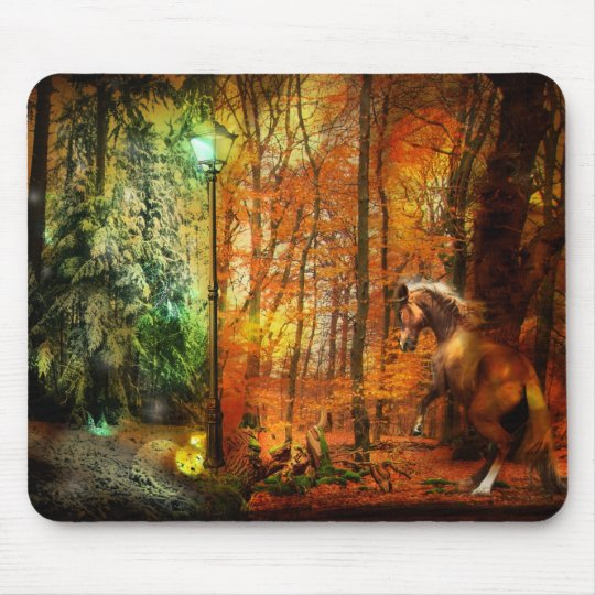 Seasons Change Mouse Pad