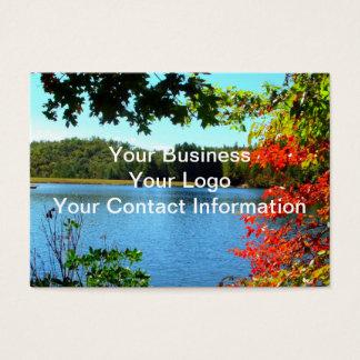 Seasons Change Naturally Business Card