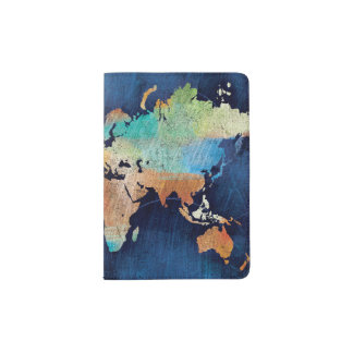 Seasons Change Passport Holder