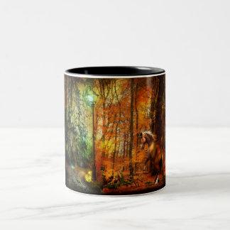 Seasons Change Two-Tone Coffee Mug