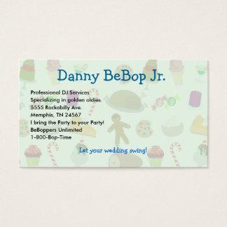 Season's Eatings Business Card