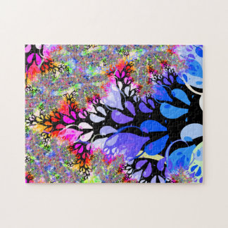 Seasons Fractal Art Puzzle