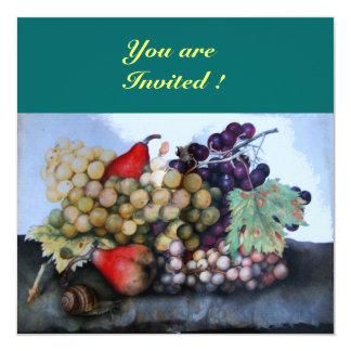 SEASON'S FRUITS 1 CARD