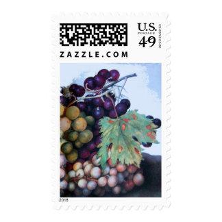 SEASON'S FRUITS 1 detail Postage
