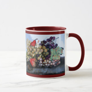 SEASON'S FRUITS 1 - GRAPES AND PEARS MUG