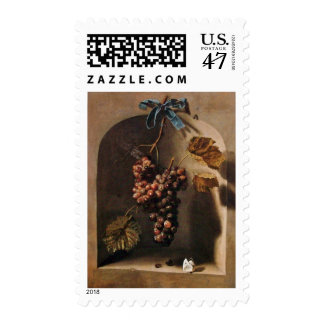 SEASON'S FRUITS 1 -PROSPERITY, brown green Postage