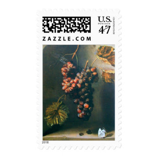 SEASON'S FRUITS 1 -PROSPERITY,yellow brown green Stamp
