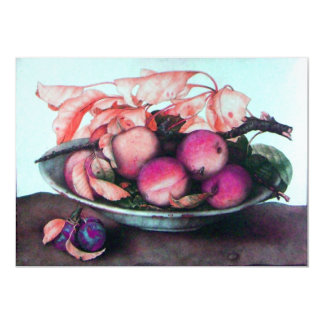 SEASON'S FRUITS 2,pink ,blue Card