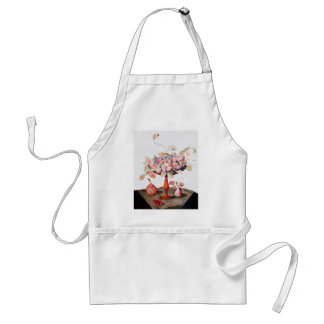 SEASON'S FRUITS 5 ADULT APRON