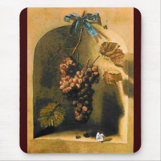 SEASON'S FRUITS -PROSPERITY brown yellow green Mouse Pad