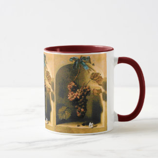 SEASON'S FRUITS -PROSPERITY brown yellow green Mug