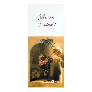 SEASON'S FRUITS - PROSPERITY ,brown yellow white Card