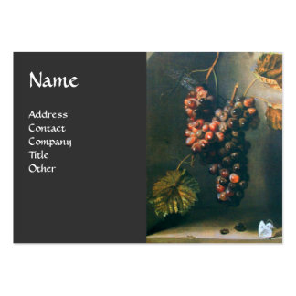 SEASON'S FRUITS - PROSPERITY detail Large Business Cards (Pack Of 100)