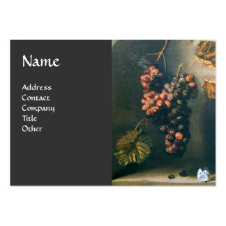 SEASON'S FRUITS - PROSPERITY detail Large Business Card