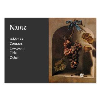 SEASON'S FRUITS - PROSPERITY LARGE BUSINESS CARD