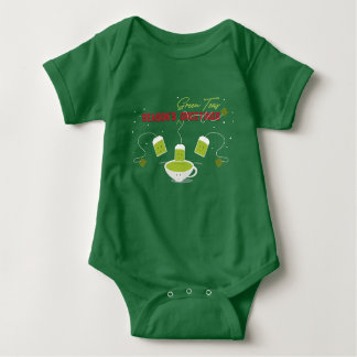 Season's Green Teas | Baby Bodysuit