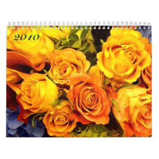 Seasons greetings, 2010 Calendar