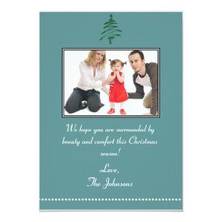 Season's Greetings 5x7 Paper Invitation Card