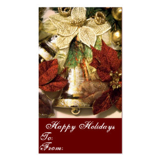 Seasons Greetings_ Business Card
