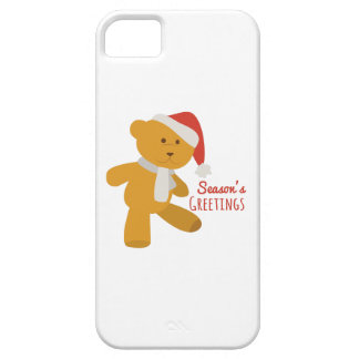Seasons Greetings iPhone 5 Case