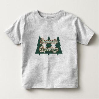 Season's Greetings Children's Shirt