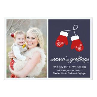 Season's Greetings | CHRISTMAS Card