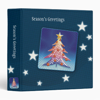Season's Greetings - Christmas Memories Binder
