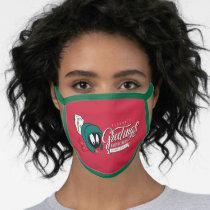 Season's Greetings, Earthlings! Face Mask