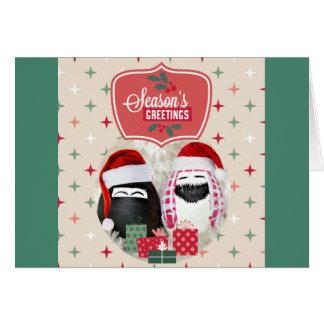 Seasons Greetings from KSA Card