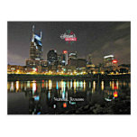 Season's Greetings from Nashville, Tennessee Post Cards