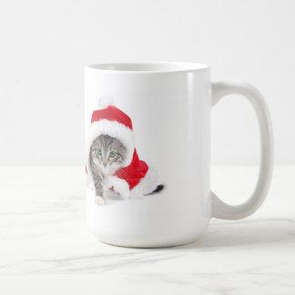 Season's Greetings From Santa Claws! Coffee Mug