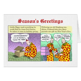 Season's Greetings from Zippy Card