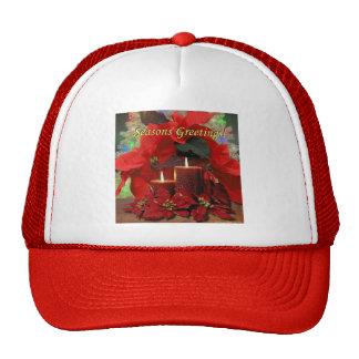 Seasons Greetings Hats