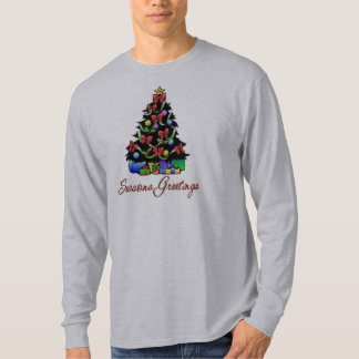 Seasons Greetings Long Sleeve Shirt
