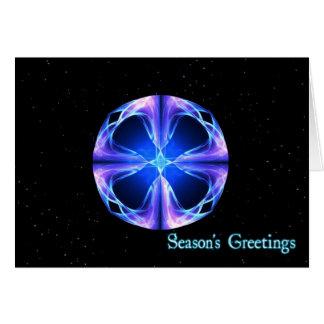 Season's Greetings - Polaris Card